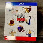 THE BIG BANG THEORY: THE COMPLETE SERIES( BLU-RAY BOX SET) BRAND NEW! SEALED!