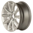 71454 Refinished BMW 328i 2008 2013 17 inch FRONT Wheel Rim OEM Painted Silver