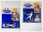 Starting Lineup Baseball 1990 Steve Sax Dodgers Matt Nokes Tigers (YOU CHOOSE)