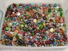 4 Pounds Assorted India Handmade Glass Beads Wholesale Bulk Lot Sale TRF 900