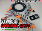 Complete Wiring Harness Upgrade for Yerf Dog Spiderbox GX150 150cc AC Fired