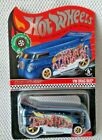 VOLKSWAGEN VW DRAG BUS Hot Wheels RLC Exclusive 2019 HOLIDAY CAR  6576 10000