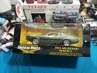 1 18 ERTL AMERICAN MUSCLE GREEN 1973 MUSTANG MACH 1 LIMITED EDITION NICE CAR