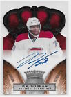 P.K. Subban Cards, Rookie Cards and Autographed Memorabilia Guide 40