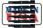 6 Lawn Mower Blades fits 48 SCAG 48110 481706 482877 91 620 MADE IN USA