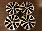 4 17 2020 SUBARU OUTBACK Charcoal Machined Factory OEM Wheels  Caps 96734
