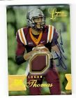 2014 Flair Showcase Football Cards 49