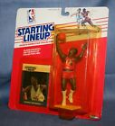 1988 NBA Starting Lineup DANNY MANNING Clippers Rookie FP Action Figure Card 1A