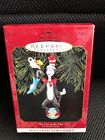HALLMARK 1999 DR. SEUSS BOOKS THE CAT IN THE HAT # 1 IN SERIES ORNAMENT