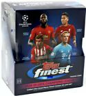 2018 19 TOPPS FINEST UEFA CHAMPIONS LEAGUE SOCCER HOBBY BOX