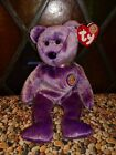 TY BEANIE BABY OF THE MONTH PLUSH DREAMER THE BEAR DATE ERROR TAGS