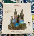 Hallmark Keepsake: Harry Potter Hogwarts Castle Tree Topper 2019 (New!)