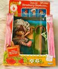 Vintage Kenner Strawberry Shortcake Rare Dancing Doll Collectible
