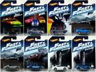 Hot Wheels Fast  Furious Complete Set of 8 New Cars 164 Die Cast Free Shipping