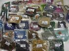 40 Dozen Mixed 36 Glass Seed Bead Necklaces Wholesale Bulk Clearance Lot LG 8