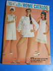 1965 MCCALLS HOME CATALOG SUMMER 104 PAGE PATTERNS SEWING