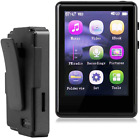 Mp3 Player Mp3 Player With Bluetooth 32Gb Sd Card Clip Mp3 Player With Fm Radi