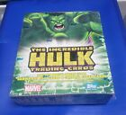 The Incredible Hulk - Topps Sealed Trading Card Box - Incredible Sketch Inside?