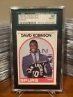 Salute to The Admiral! Top David Robinson Basketball Cards 34