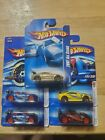 Hot Wheels 2006 first editions FTE 2007 Nissan Z lot of 5