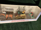 LEMAX CHRISTMAS TREE WAGON -Holiday Village Accent-Carole Towne 2004