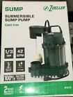Zoeller M1073 A 1 3HP 42GPM Cast Iron Submersible Sump Pump 1073