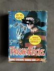 Vintage 1988 Topps Fright Flicks Trading Cards Box 36 Sealed Wax Packs