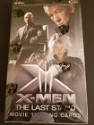 X-Men The Last Stand Factory Sealed Card Box Rittenhouse 2006
