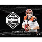 2020 PANINI LIMITED FOOTBALL FACTORY SEALED HOBBY BOX PRE-SALE