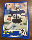 Michael Irvin Cards, Rookie Cards and Autographed Memorabilia Guide 9