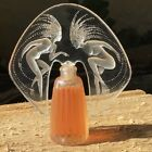 Lalique Miniature Perfume Bottle Full 1998 Limited Edition Ondines Nudes
