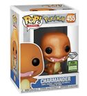 Funko POP! Games: Pokemon - Charmander (Diamond)( ECCC 2021 Shared Exclusive)