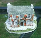 Lilliput Lane Sawrey Gill England Collection Handmade Miniature