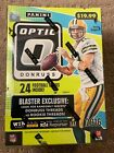 2016 Panini Donruss Optic Football RETAIL BLASTER Box FACTORY SEALED 24 cards