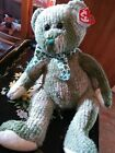 Ty Beanie Baby - MCWOOLY  Bear - MINT with MINT TAGS nos