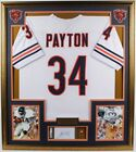 Walter Payton Football Cards, Rookie Card and Autograph Memorabilia Guide 82