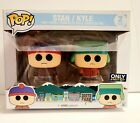 Funko Pop Vinyl:South Park: Stan and Kyle (2-Pack) (Best Buy Exclusive)