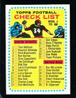 1964 Topps Football Cards 10