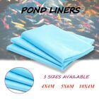 3Sizes Fish Pond Liner Garden Pools HDPE Membrane Reinforced Landscaping Outdoor
