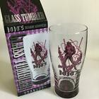 JoJos Bizarre Adventure Glass Tumbler Joseph  Hermit Purple