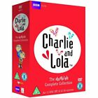 DVD Charlie and Lola The Absolutely Complete Collection Box Set Import anglai