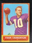 1963 Topps Football Cards 18