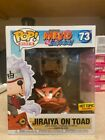 Funko Pop Naruto Shippuden Pop Rides Jiraiya On Toad Hot Topic Exclusive IN HAND