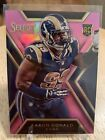 St. Louis Rams Mascot Undergoes Haircut for Topps Relic Cards 21