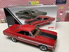 1 18 GMP 1970 GTX FE5 Ralleye Red G1803117 Brand New RARE See Photos 242