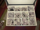 1940s Steuben 7877 Service for 12 Water Glasses Great Condition Very Rare