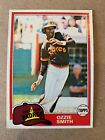 Ozzie Smith Cards, Rookie Cards and Autographed Memorabilia Guide 17