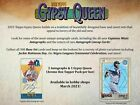 2021 Topps Gypsy Queen Baseball Hobby Box 2 Autographs 1 Box Topper PRESELL 4 2
