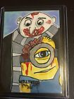 2014 Rocket Ink Studios Hollywood Is Dead Trading Cards 8