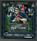 2020 Panini Playbook Football NFL Hobby Box Brand New and Factory Sealed